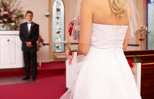 11% of brides have this in common on their wedding day. What is it?