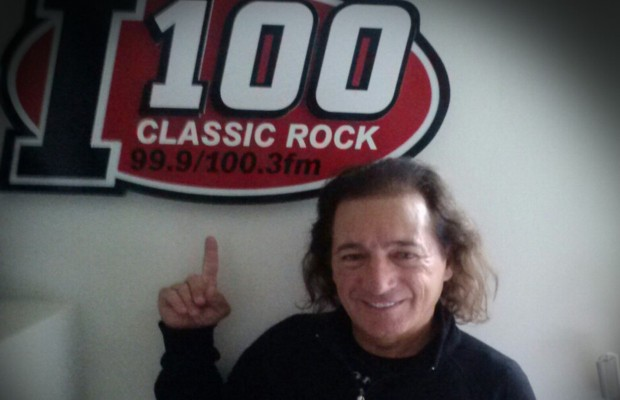 The Rods' David Rock Feinstein on I-100