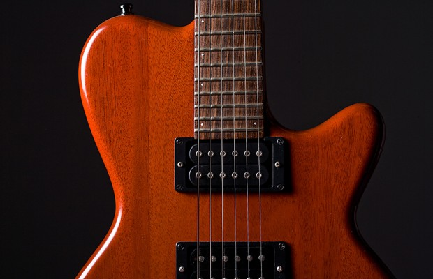 The guitar was voted the #1 sexiest instrument. What was #2?